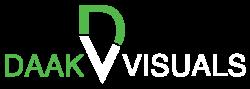 DAAK VISUALS Logo